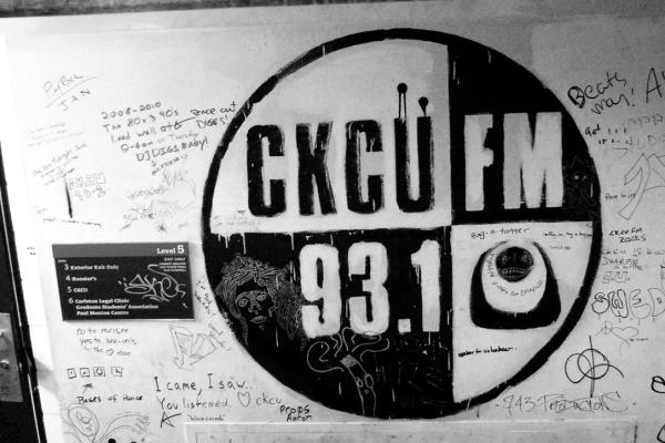 Carleton University, CKCU FM Live