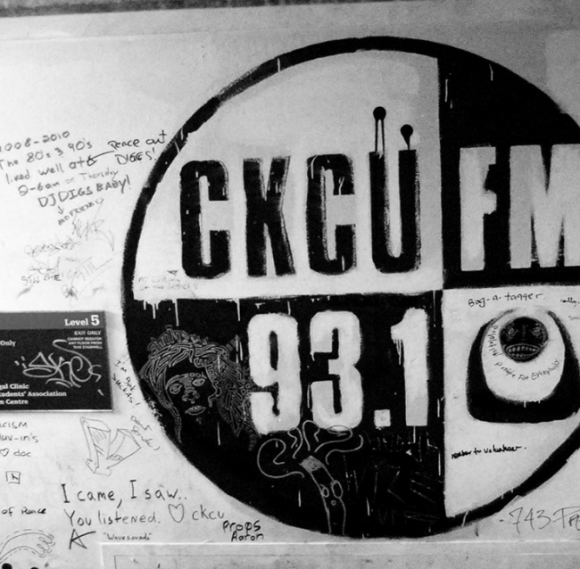 The Stringers, live and acoustic on CKCU fm