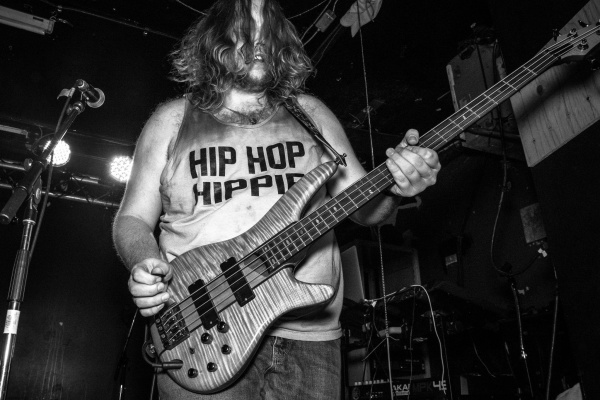 Jordan Lewis <br> Bass Guitar, Vocals