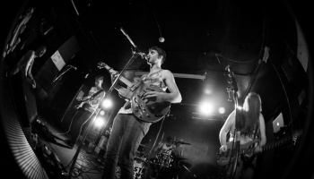 The Stringers w/ Alex Silas, EP Release